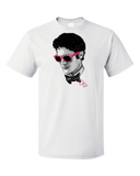 Standard White Darren Criss Sketch T-shirt