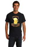 Standard Black Our Drinking Team Has A Hockey Problem - Hockey Humor Drinking T-shirt