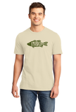 Unisex Natural I'm A Bass Man - Proud Fisherman Bass Humor Double Meaning Funny