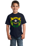 Youth Navy Nevada State Flag - Nevada State Flag Las Vegas Reno Laughlin T-shirt