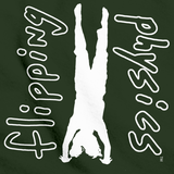 Dark Handstand Tees Forest Green Art Preview