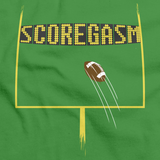 SCOREGASM Green art preview