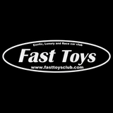 Fast Toys Club Logo Black Art Preview