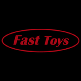 Fast Toys Club Red Logo Black Art Preview