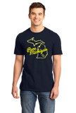 Standard Navy Pure Michigan - Ann Arbor, MI Football Hometown Pride T-shirt