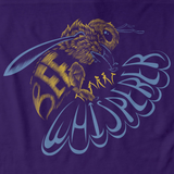 BEE WHISPERER Purple art preview