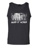 Tank Top Black Guns N' Hoses Tank T-shirt