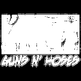 Guns N' Hoses Tank Black Art Preview