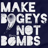 Make Bogeys, Not Bombs Navy art preview