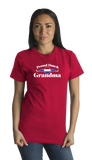 Standard Red Proud Dutch Grandma - Netherlands Pride Dutch Heritage Grandma T-shirt