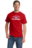 Standard Red Proud Dutch Grandpa - Netherlands Pride Dutch Heritage Grandpa T-shirt