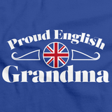 Proud English Grandma | England Pride Royal Art Preview