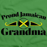 Proud Jamaican Grandma | Jamaica Pride Green Art Preview