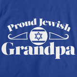 Proud Jewish Grandpa | Israel Pride Royal Art Preview