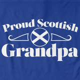 Proud Scottish Grandpa | Scotland Pride Royal Art Preview