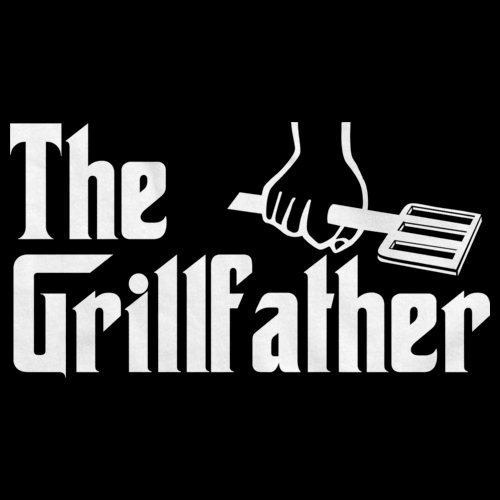 THE GRILLFATHER Black art preview