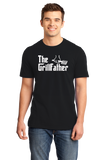 Standard Black THE GRILLFATHER T-shirt