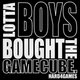 Lotta Boys Bought the Gamecube Black Art Preview