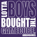 Lotta Boys Bought the Gamecube Purple Art Preview
