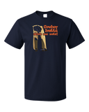 Standard Navy Cowboy Butts Drive Me Nuts - Cowboy Lover Rodeo Rider Love Cute T-shirt