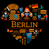 I Love Germany: Berlin Black Art Preview
