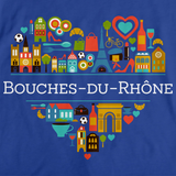 I Love France: Bouches Du Rhone Royal Art Preview