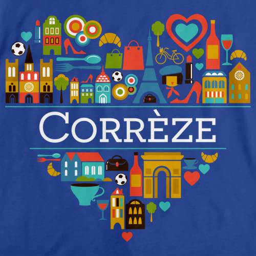 I Love France: Correze Royal Art Preview