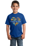 Youth Royal France Love: Corse Du Sud - French Culture Iconography Cute T-shirt