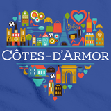 I Love France: Cotes D'armor Royal Art Preview