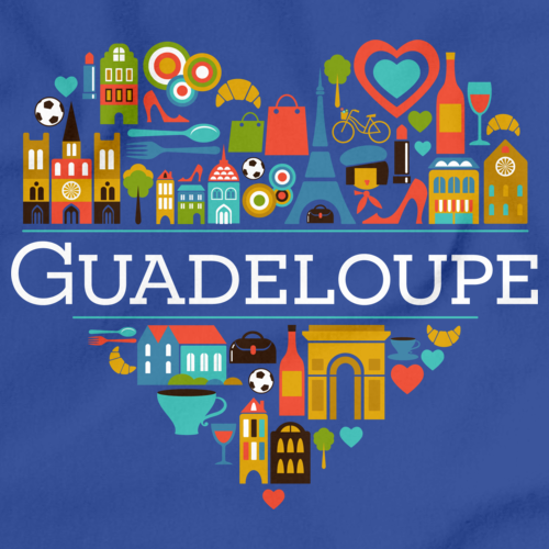 I Love France: Guadeloupe Royal Art Preview