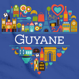 I Love France: Guyane Royal Art Preview
