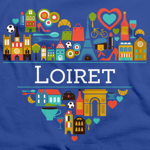 I Love France: Loiret Royal Art Preview