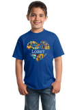 Youth Royal France Love: Loiret - French Geography Cute Culture Orléans T-shirt