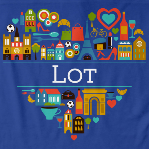 I Love France: Lot Royal Art Preview