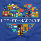 I Love France: Lot Et Garonne Royal Art Preview