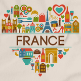 FRANCE LOVE Natural art preview