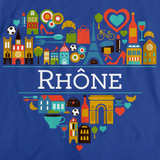 I Love France: Rhone Royal Art Preview
