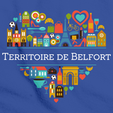 I Love France: Territoire De Belfort Royal Art Preview