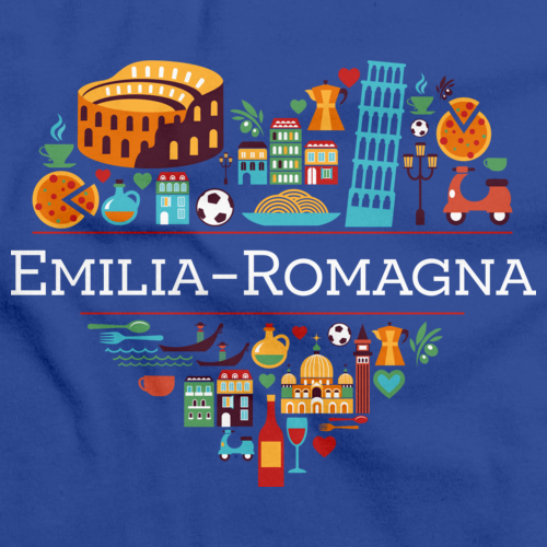 I Love Italy: Emilia Romagna Royal Art Preview