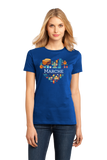 Ladies Royal Italy Love: Marche - Italian Heritage Pride Ancona Cute T-shirt