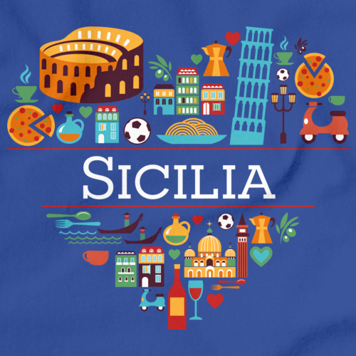 I Love Italy: Sicilia Royal Art Preview