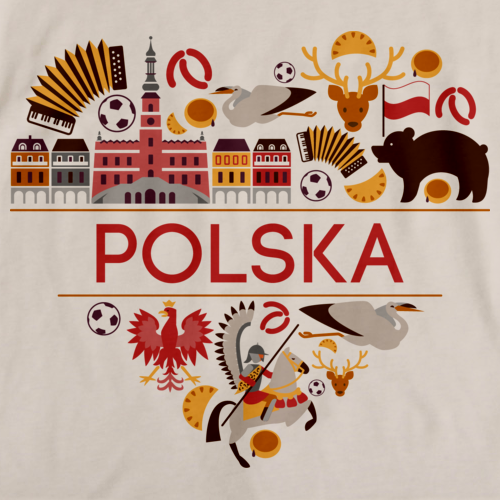 POLSKA LOVE Natural art preview