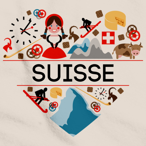 SUISSE LOVE Natural art preview
