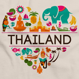 THAILAND LOVE Natural art preview