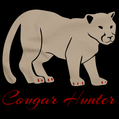 COUGAR HUNTER Black art preview