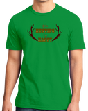 Standard Green If I'm Hunting, I'm Happy - Hunter Humor Pride Gift Funny T-shirt