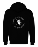 Zip Hoodie Black Potion Master's Corner Saw It On The Internet zip-hoodie