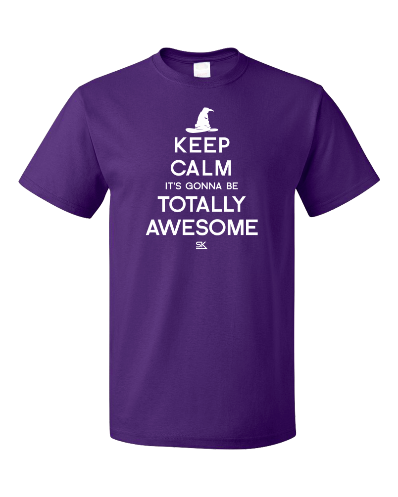 Team StarKid - Keep Calm It's Gonna Be Totally Awesome T-shirt product shot