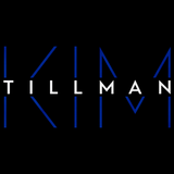 Kim Tillman Logo Black Art Preview