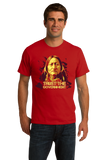 Standard Red Trust The Government - Sarcastic Libertarian Dark Humor Ron Paul T-shirt